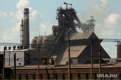 Пресс-тур на ООО Мечел-Кокс. Челябинск, металлургия, завод, домна, чугун