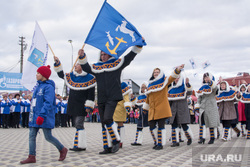 Новый Уренгой — Сеяха — Яр-Сале - командировка Кобылкина, парад, ямал