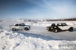 Этап зимнего чемпионата ХМАО по дрифту «ICE BATTLE UDF». Сургут, дрифт, автоспорт