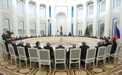 Сайт президента России, совет федерации