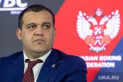 Пресс-конференция по старту Второго всемирного боксерского форума. Екатеринбург, кремлев умар