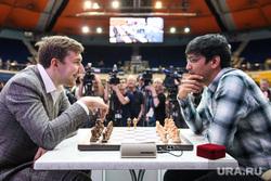 Международный фестиваль EURASIA OPEN 2019. Екатеринбург, шахматы, шахматная доска, корякин сергей, харикришна пентала, гроссмейстер