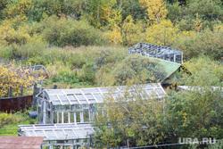 Виды полуострова Малый конный. Екатеринбург, сад, теплица