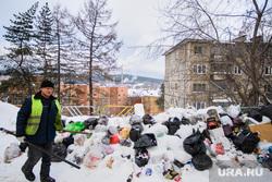 Виды Новоуральска, Свердловская область, дворник, мусор, жкх, мусорная куча, свалка, мусорная реформа, город новоуральск, экология