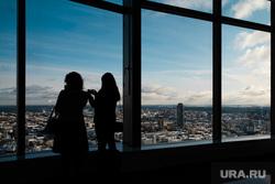 Многофункциональный комплекс «Башня Исеть». Екатеринбург, бц высоцкий, город екатеринбург, туристы, вид на город