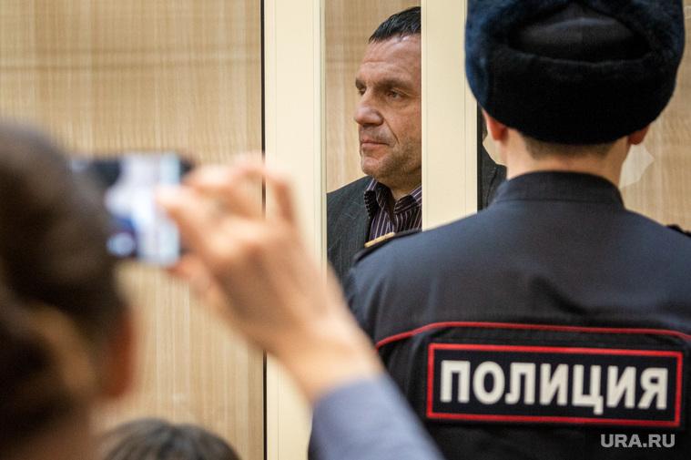 Суд по избранию меры пресечения экс-министру Пермского края Ковтуну Андрею в Свердловском районном суде. Пермь