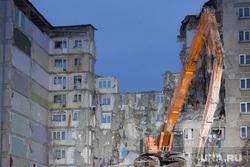 Демонтаж 7-го подъезда дома № 164 на проспекте Карла Маркса. Часть 4. Магнитогорск