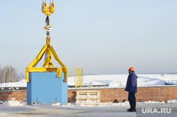 Полигон захоронения РАО. Новоуральск, контейнер, захоронение, рао, радиоактивные отходы, приповерхностное хранилище рао, ппзро