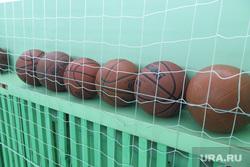 Визит врио губернатора Шумкова Вадима в с. Мальцево. Шадринск, баскетбольный мяч