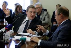 Заседание градостроительного совета на тему развития городской эспланады. Пермь , агеев виктор, самойлов дмитрий