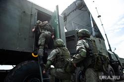 Учения зенитно-ракетной бригады. Республика Хакасия, Абакан , солдаты, военнослужащие, зенитно-ракетный комплекс