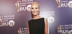 Звезды российского шоу-бизнеса. Москва, летучая елена