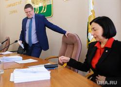 Выборы главы города. Челябинск , котова наталья, векшин анатолий