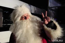 XII Всероссийский съезд Дедов морозов и Снегурочек. Ханты-Мансийск, дед мороз