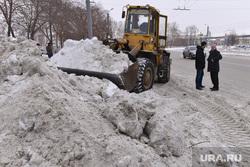 Выезд по уборке снега. Челябинск., алейников владимир