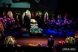 Прощание с Галиной Волчек в театре