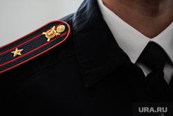 Открытие нового опорного пункта Отдела полиции № 4 в микрорайоне Академический. Екатеринбург, погоны, полиция, охрана правопорядка, правоохранительные органы, майор полиции