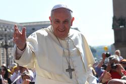 Клипарт depositphotos.com, папа римский франциск