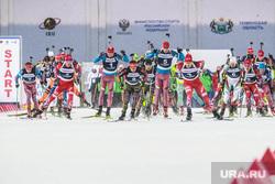 Чемпионат Европы по биатлону. Тюмень, биатлон
