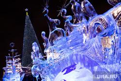 Торжественное открытие Ледового городка на площади 1905 года. Екатеринбург, ледовый городок, рождество, новый год, новогодние каникулы, иллюминации