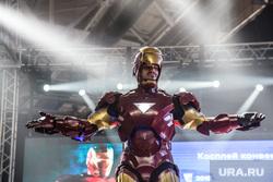 Финал Кубка России по киберспорту и косплей ивент. Тюмень, косплей, железный человек