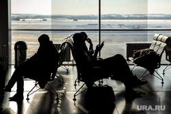 Аэропорт «Кольцово». Екатеринбург, аэропорт, зал ожидания