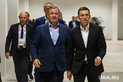 Встреча экипажа УА с губернатором СО. Екатеринбург, куйвашев евгений