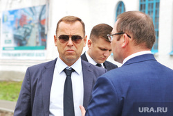 Визит врио губернатора Вадима Шумкова в Катайский район. Курган, шумков вадим