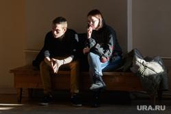 Студенты УрФУ в экзаменационный период. Екатеринбург, задумчивость, студенты
