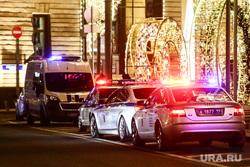 Последствия происшествия на Лубянке. Москва, мигалка, лубянская площадь, гибдд, машины спецслужб, дпс, полицейское оцепление