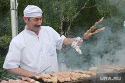День России Курган, шашлычник, шашлыки, повар