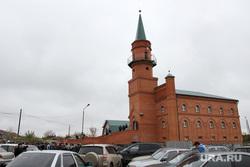 Курбан Байрам Курган, соборная мечеть