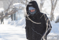 Морозы в Екатеринбурге, зима, мороз, холод