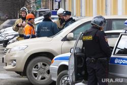 Здание ФНС заминировано. Екатеринбург