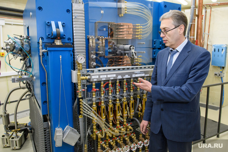 Циклотронный центр ядерной медицины УрФУ. Екатеринбург