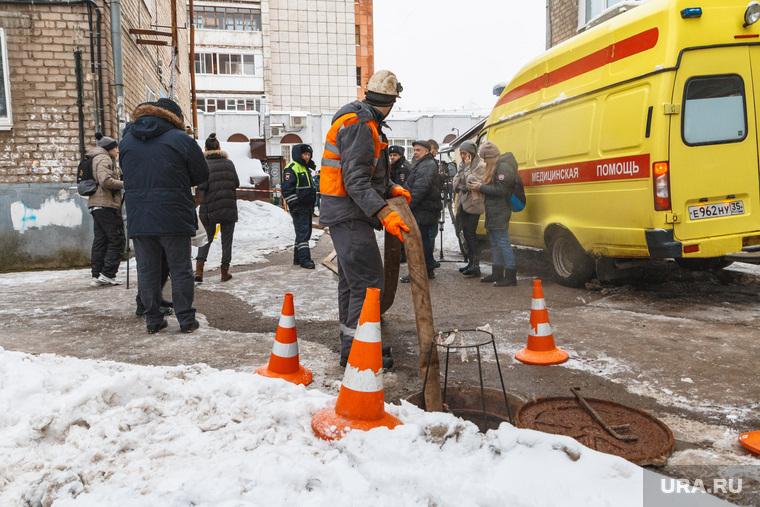 ЧП 20 января 2020 отель Карамель. г. Пермь