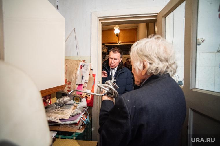 Квартира ветерана Великой Отечественной Войны Сергея Терехова. Екатеринбург