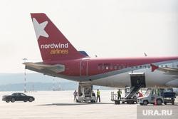 Прибытие Патриарха Кирилла в Екатеринбург, авиакомпания северный ветер, nordwind airlines