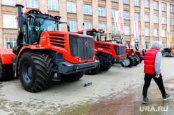 Агросовещание с Алексеем Текслером в ЮУГАУ. Челябинск, сельхозтехника, тракторы, к749