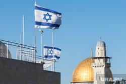 Виды Иерусалима, израиль, флаг израиля, jerusalem, israel, иерусалим