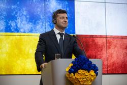 Владимир Зеленский, президент Украины. Сайт президента Украины, флаг украины, цветы, зеленский владимир