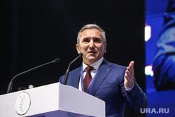 Тюменский нефтегазовый форум. Тюмень, моор александр, портрет, жест рукой