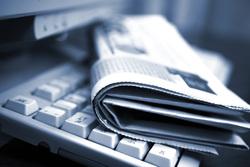 Клипарт depositphotos.com, газеты, клавиатура, дайджест