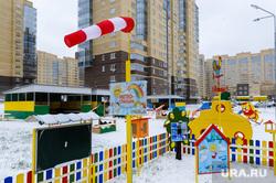 Новый детский сад «Вишенка». Челябинск, детсад, метеостанция, нацпроекты, детский сад вишенка