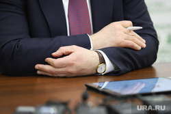Пресс-конференция Владимира Якушева. Курган , депутат, чиновник, якушев владимир, руки