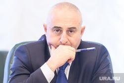Совещание в полпредстве по УрФО. Екатеринбург, каган михаил