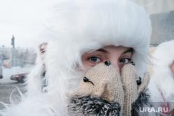 Фестиваль самодеятельного народного творчества «Зауральские колядки». Курган, холод, зима, мороз, варежки
