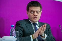 Международный Форум Добровольцев в Москве на ВДНХ. Москва, портрет, котюков михаил
