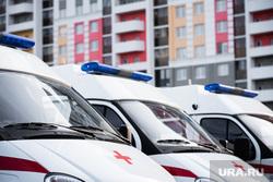 Открытие новой подстанции Скорой медицинской помощи в микрорайоне Академический. Екатеринбург, спальный район, красный крест, медицина, здравоохранение, скорая помощь, машина скорой помощи