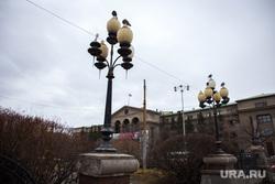 Город без абажуров Тимофея Ради. Екатеринбург, фонари, урфу